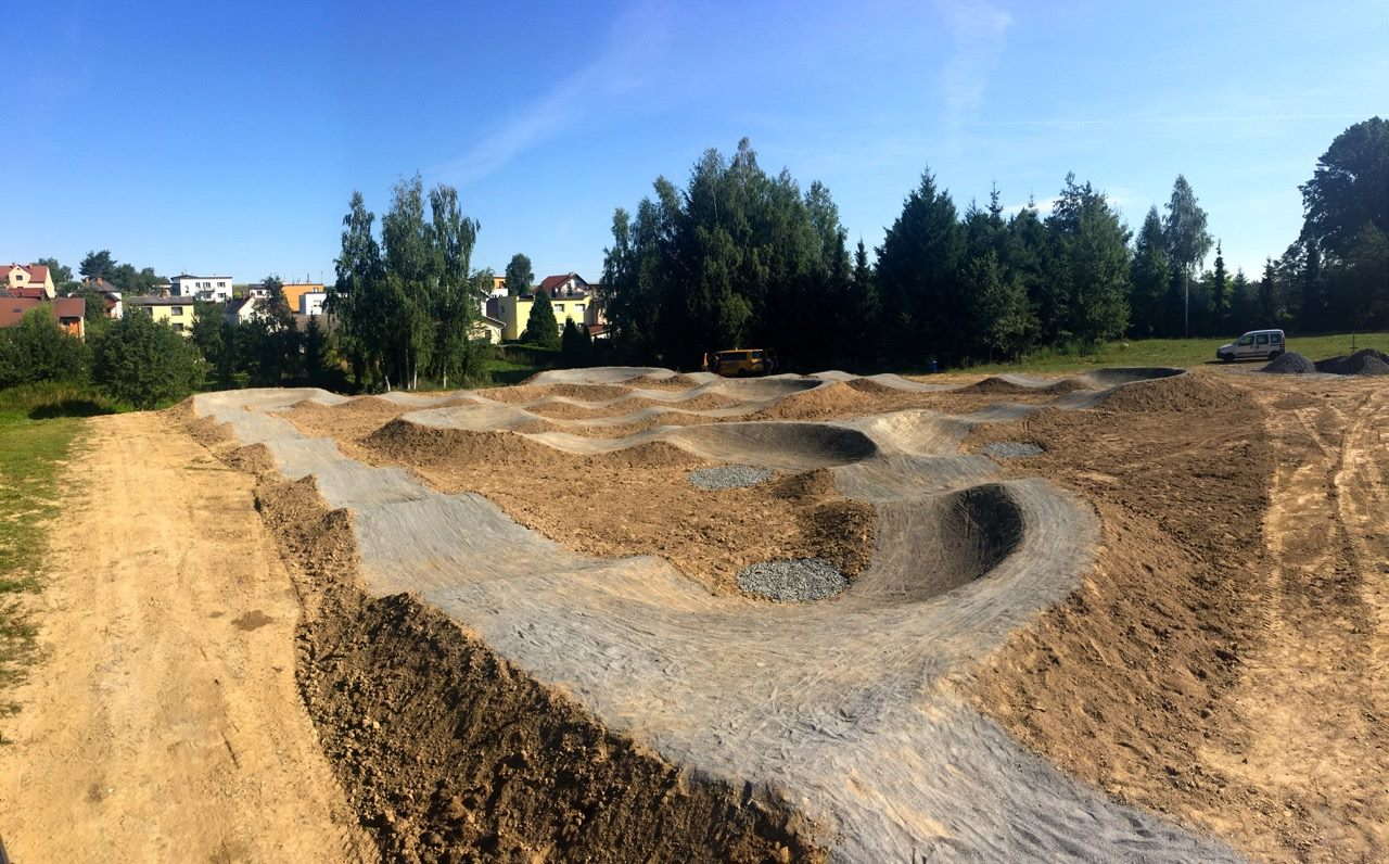 Pumptrack Píšť