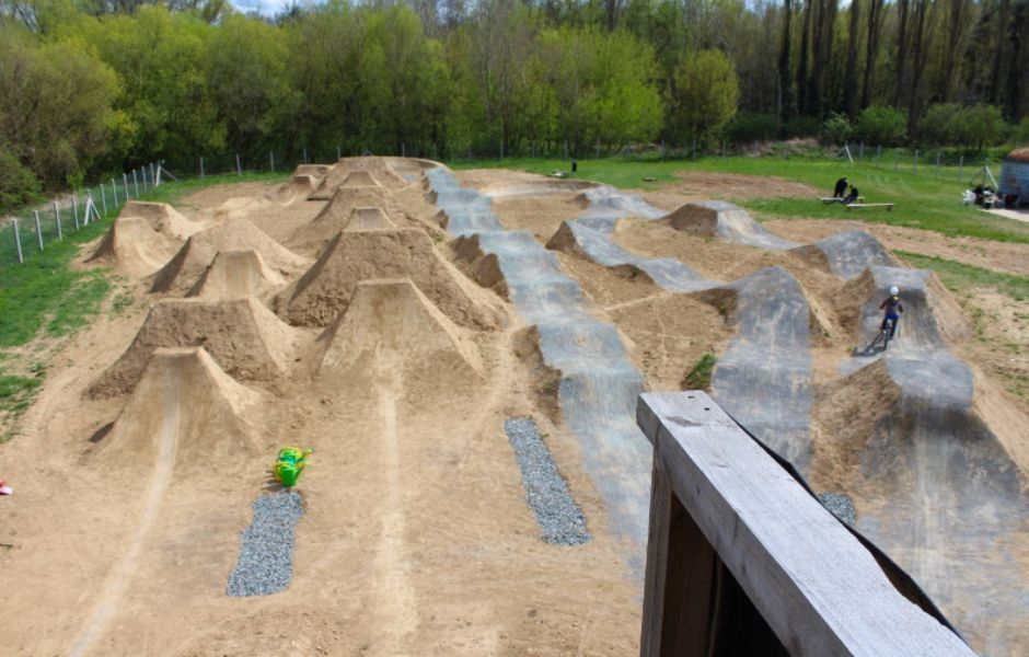 Pumptrack Pohořelice