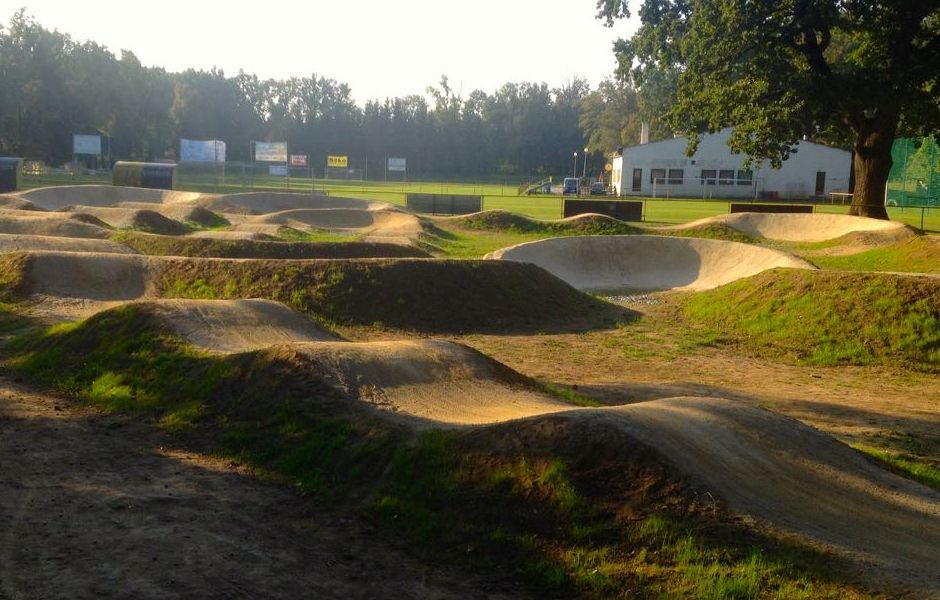 Pumptrack Kvasice