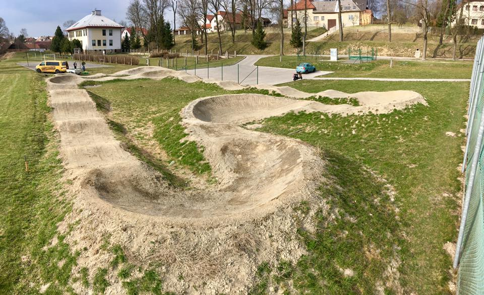 Pumptrack Pomezí